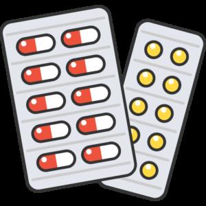 どの薬が使われているのか?